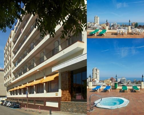 Hotel Santa Rosa photo collage