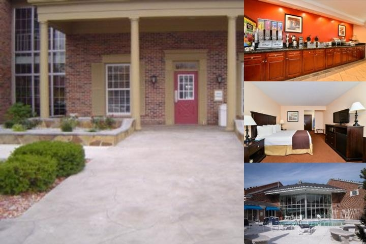 Oaktree Inn & Conference Center photo collage