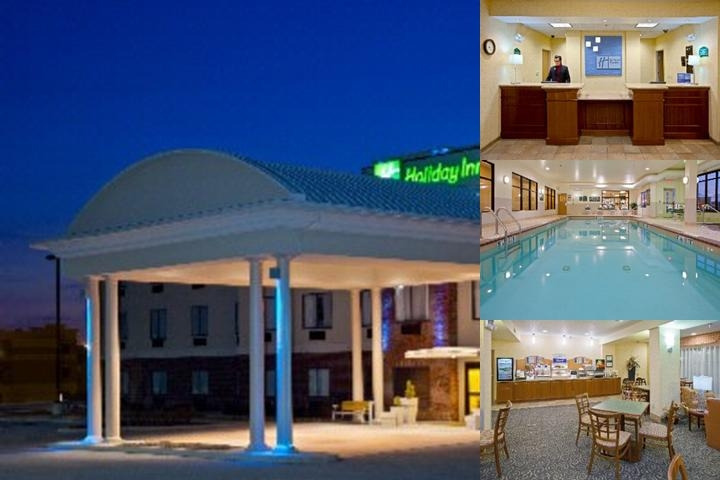 Holiday Inn Express Valparaiso photo collage