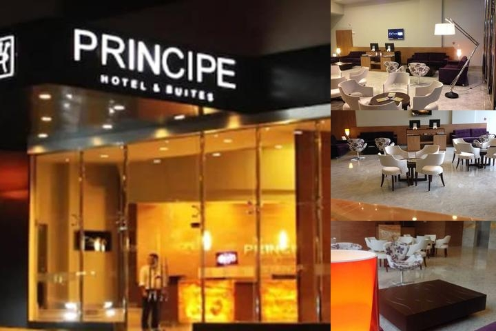 Principe Hotel & Suites photo collage