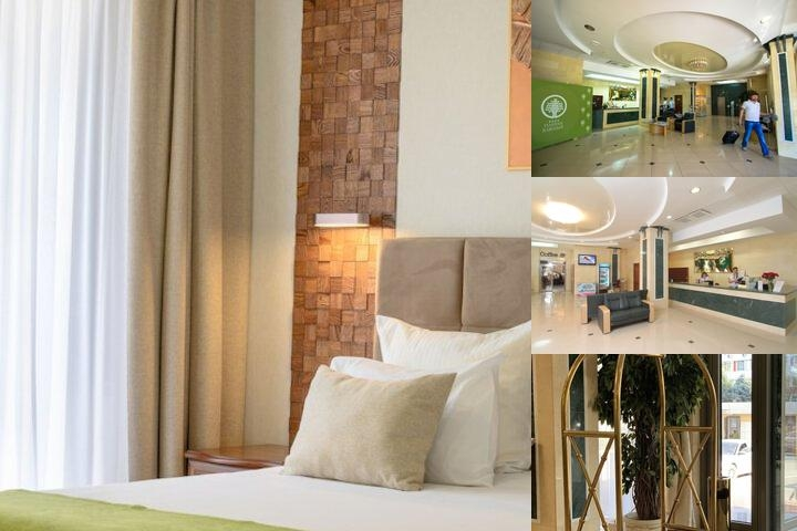 Platan Yuzhniy Hotel photo collage
