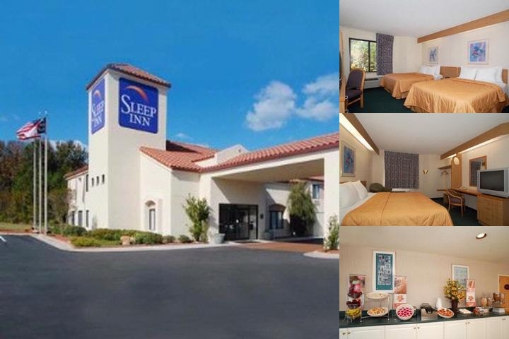 Sleep Inn Fayetteville photo collage