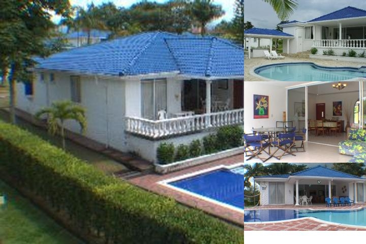 Hotel Campestre Palma Verde photo collage