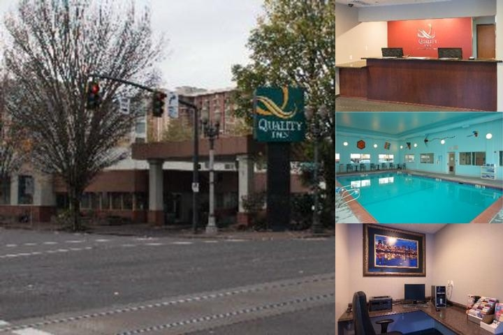 Quality Inn Downtown Convention Center photo collage