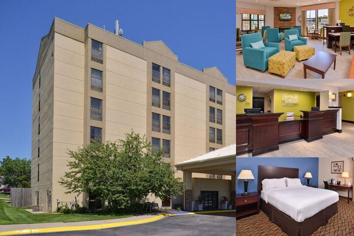 Holiday Inn Express Omaha West 90th Street photo collage
