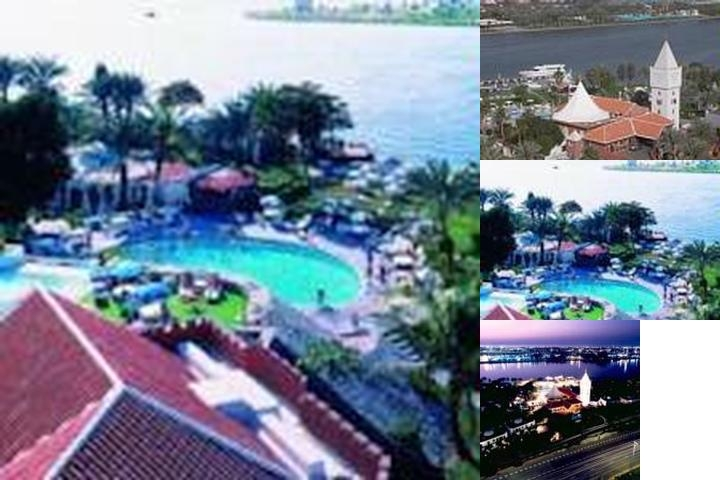 Marbella Resort photo collage