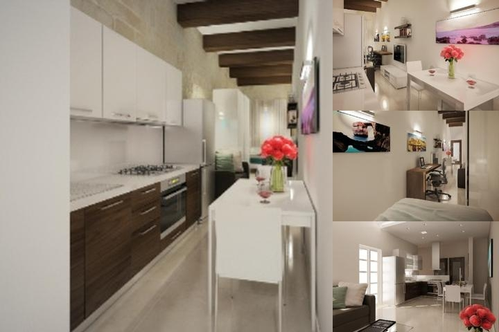Valletta Merisi Suites photo collage