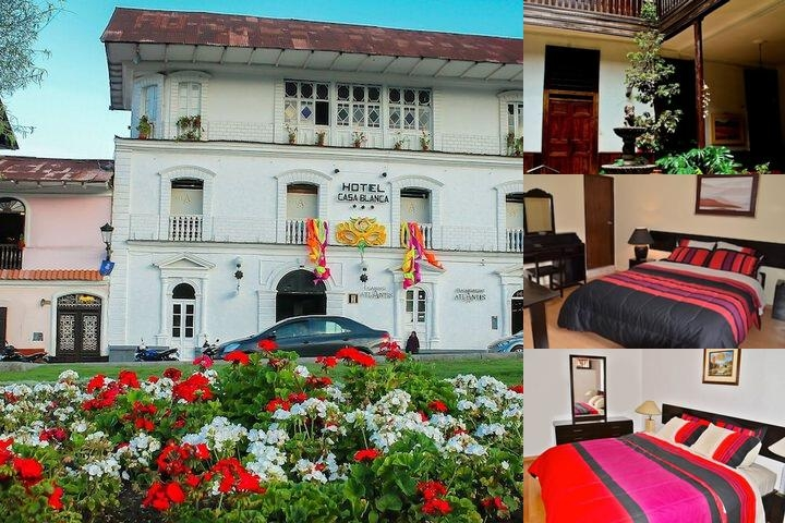 Hotel Casablanca photo collage
