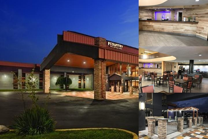 Best Western Crossroads photo collage