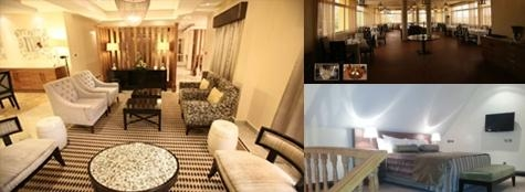 Grand Towers Hotel photo collage