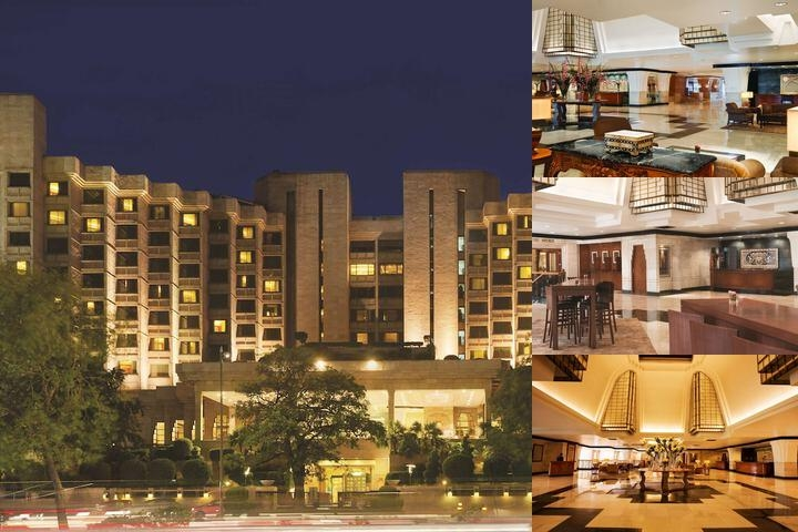 Hyatt Regency Delhi photo collage