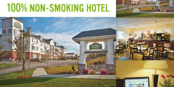 La Quinta Inn & Suites Stonington Ct photo collage
