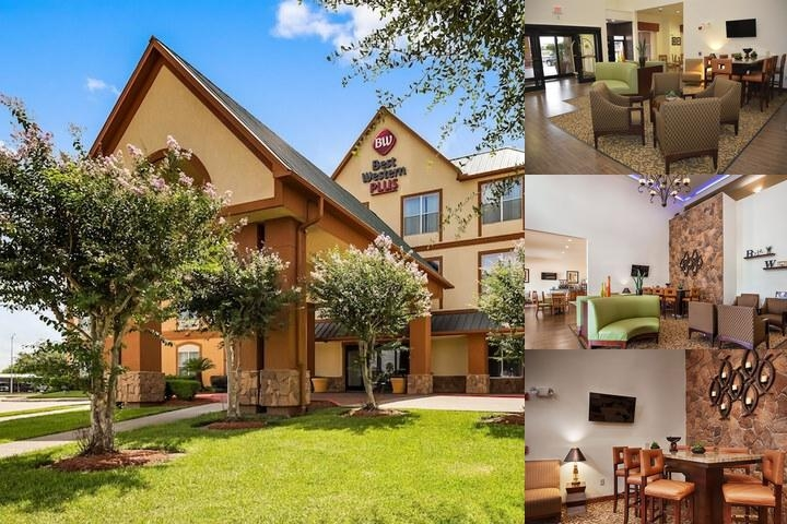 Best Western Plus Hobby Airport Inn & Suites photo collage