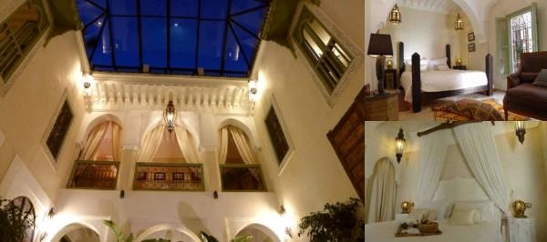 Riad Palacio De Las Especias photo collage