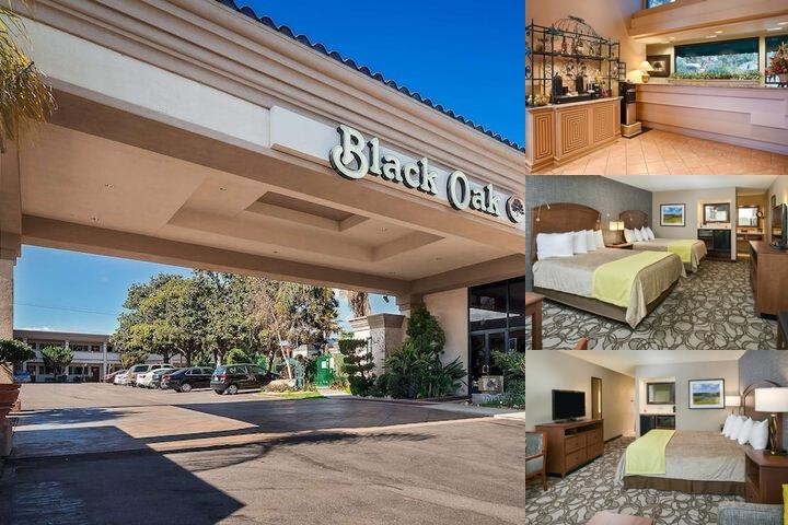 Best Western Plus Black Oak photo collage