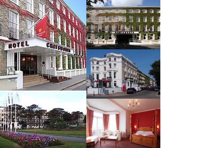 Chatsworth Hotel photo collage