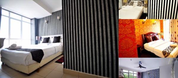 Hotel De Art Photo Collage