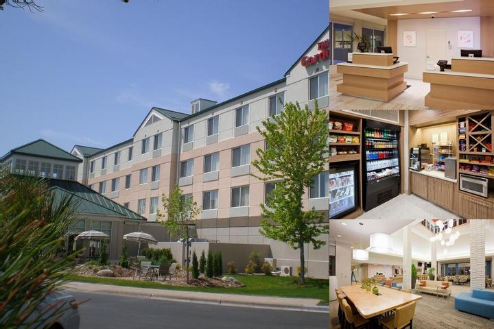 Hilton Garden Inn Eagan photo collage