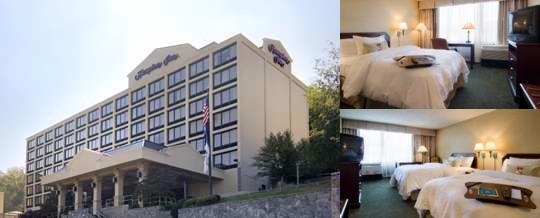 Hampton Inn White Plains photo collage