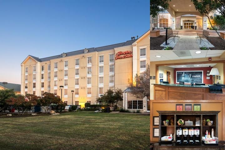Hampton Inn & Suites Austin Airport photo collage