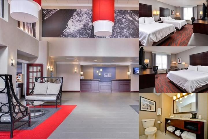 Holiday Inn Express Canandaigua Finger Lakes photo collage