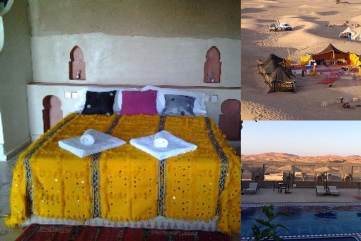 Kasbah Hotel Panorama photo collage