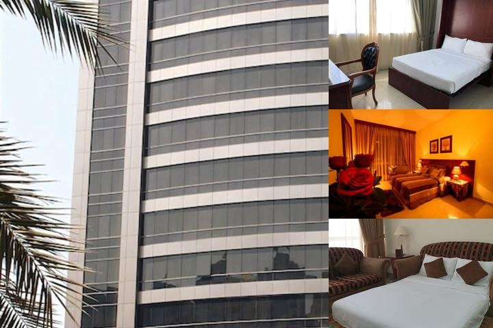 Mourouj Hotel Apartments photo collage
