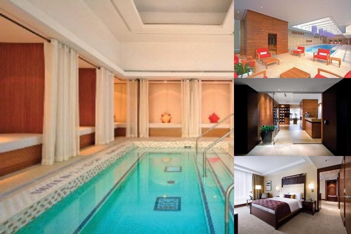 Shangri La Hotel Toronto photo collage