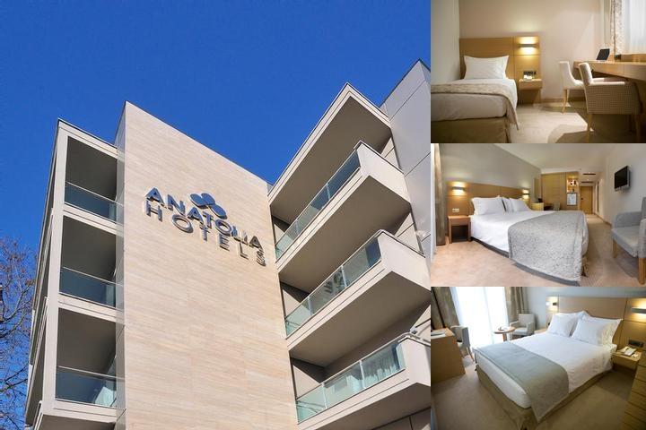 anatolia hotels thessaloniki thessaloniki 13 lagkada 54629 rh hotelplanner com