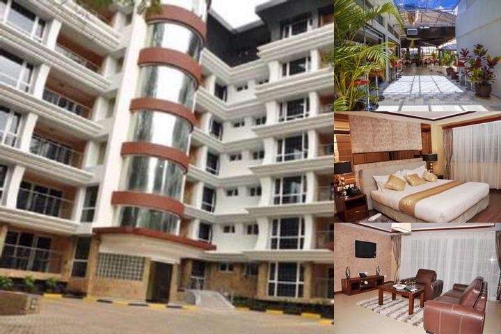 Clarence House Nairobhotel & Executive Apartments photo collage