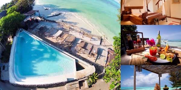 Coral Rock Hotel photo collage