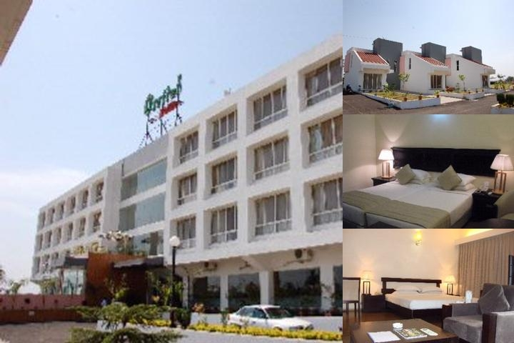 Orritel Hotel & Service Apartment photo collage