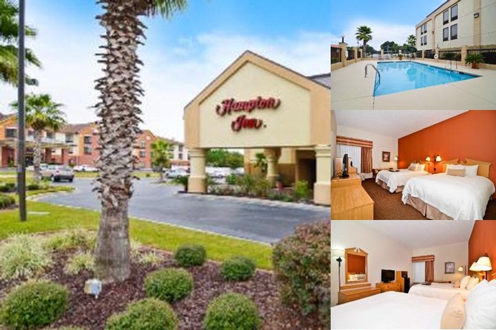 Hampton Inn Savannah I 95 Rich photo collage