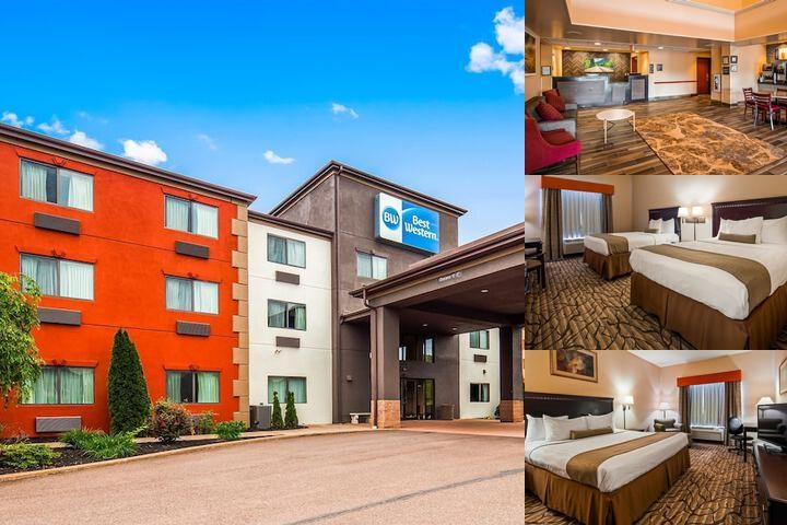 Best Western Danville Inn photo collage