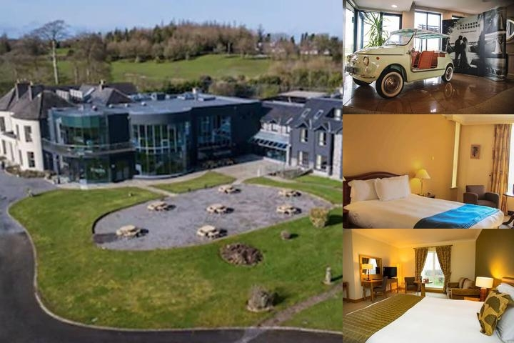 Glasson Country House Hotel & Golf Club photo collage