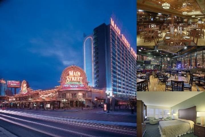 Main Street Station Hotel Casino & Brewery photo collage