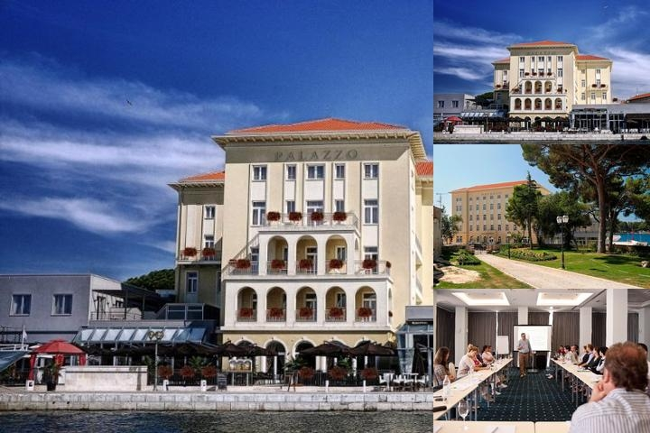 Grand Hotel Palazzo photo collage