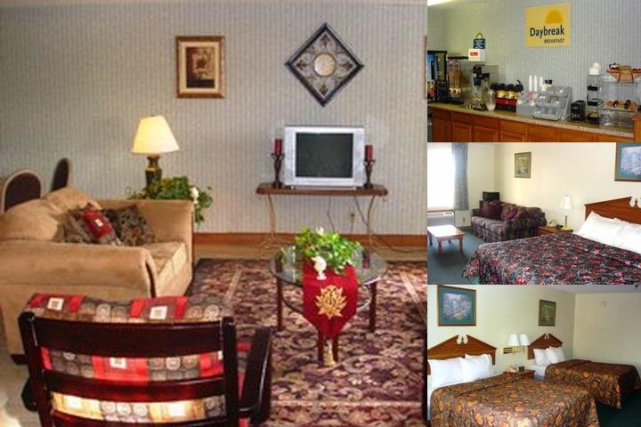 Days Inn Tunica photo collage