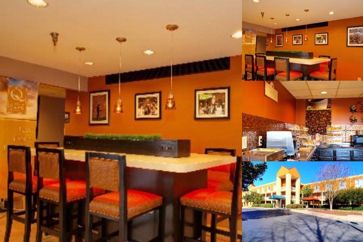 Quality Inn & Suites Medical Park photo collage