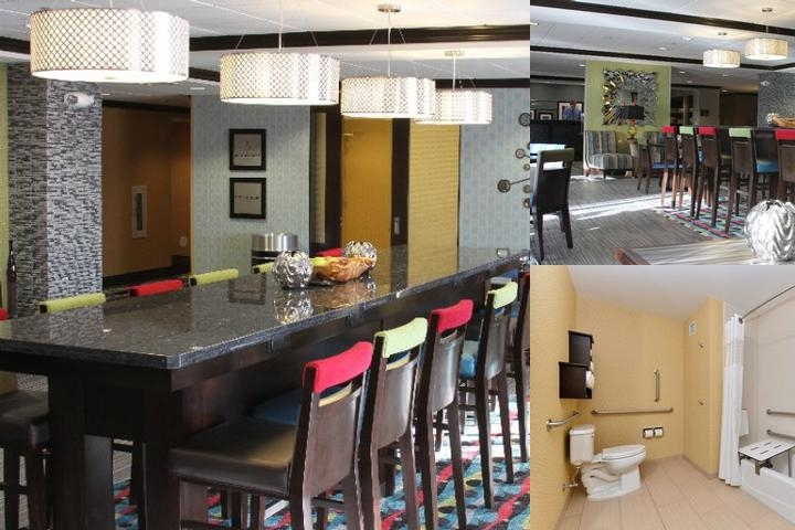 Hampton Inn Iowa City / University Area photo collage