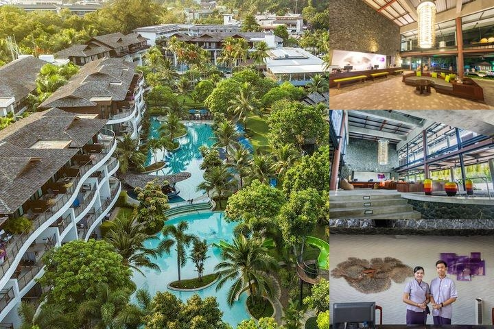 Holiday Inn Resort Krabi Ao Nang Beach photo collage