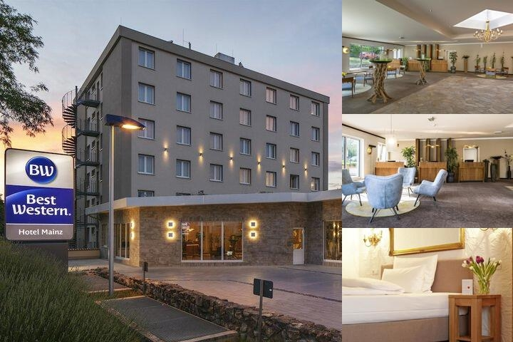 Best Western Hotel Mainz photo collage