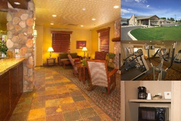 Best Western Lakewood Lodge photo collage