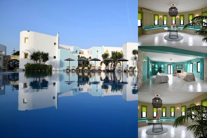 Hotel Asteras Paradise photo collage