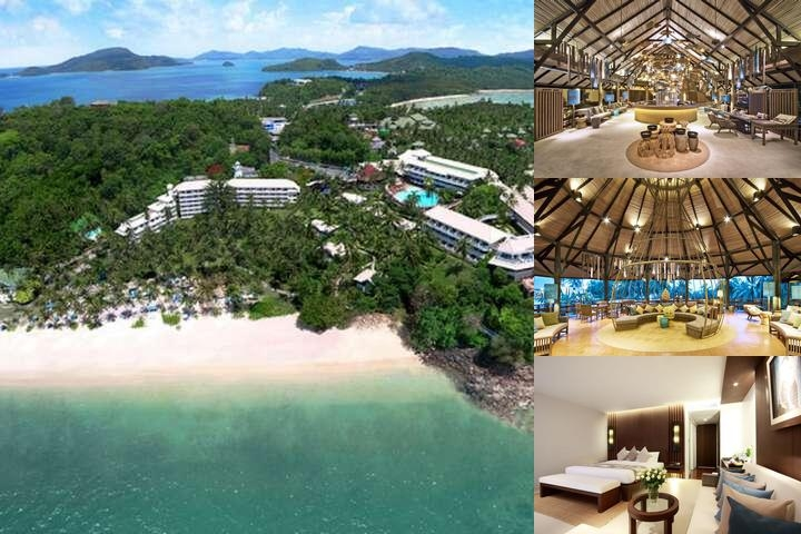 Cape Panwa Hotel photo collage