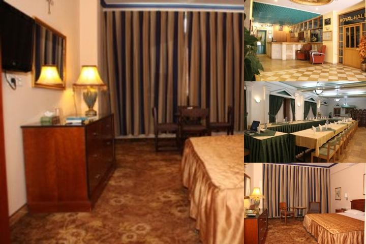 Shepherd Hotel photo collage