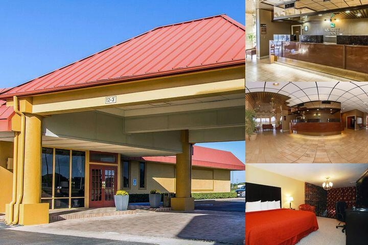 Quality Inn of Ada photo collage