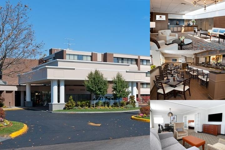 Doubletree by Hilton Hotel Boston Westborough photo collage