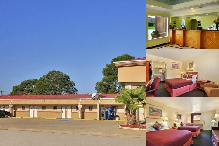 Howard Johnson Express College Station photo collage