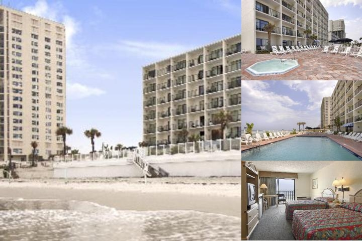 Days Inn Daytona Oceanfront photo collage